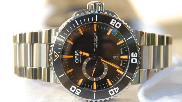 Oris Men's 74376734159MB Aquis Automatic Watch Review