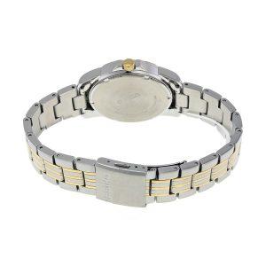 seiko back photo & bracelet