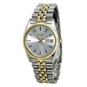 Seiko Men's SGF204 Stainless Steel Watch Review