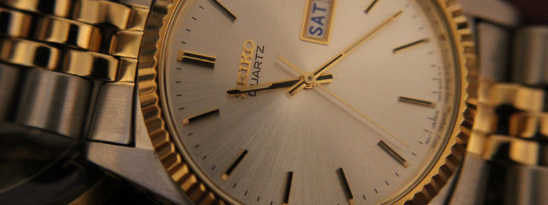 Seiko SGF204 Stainless Steel Watch Review