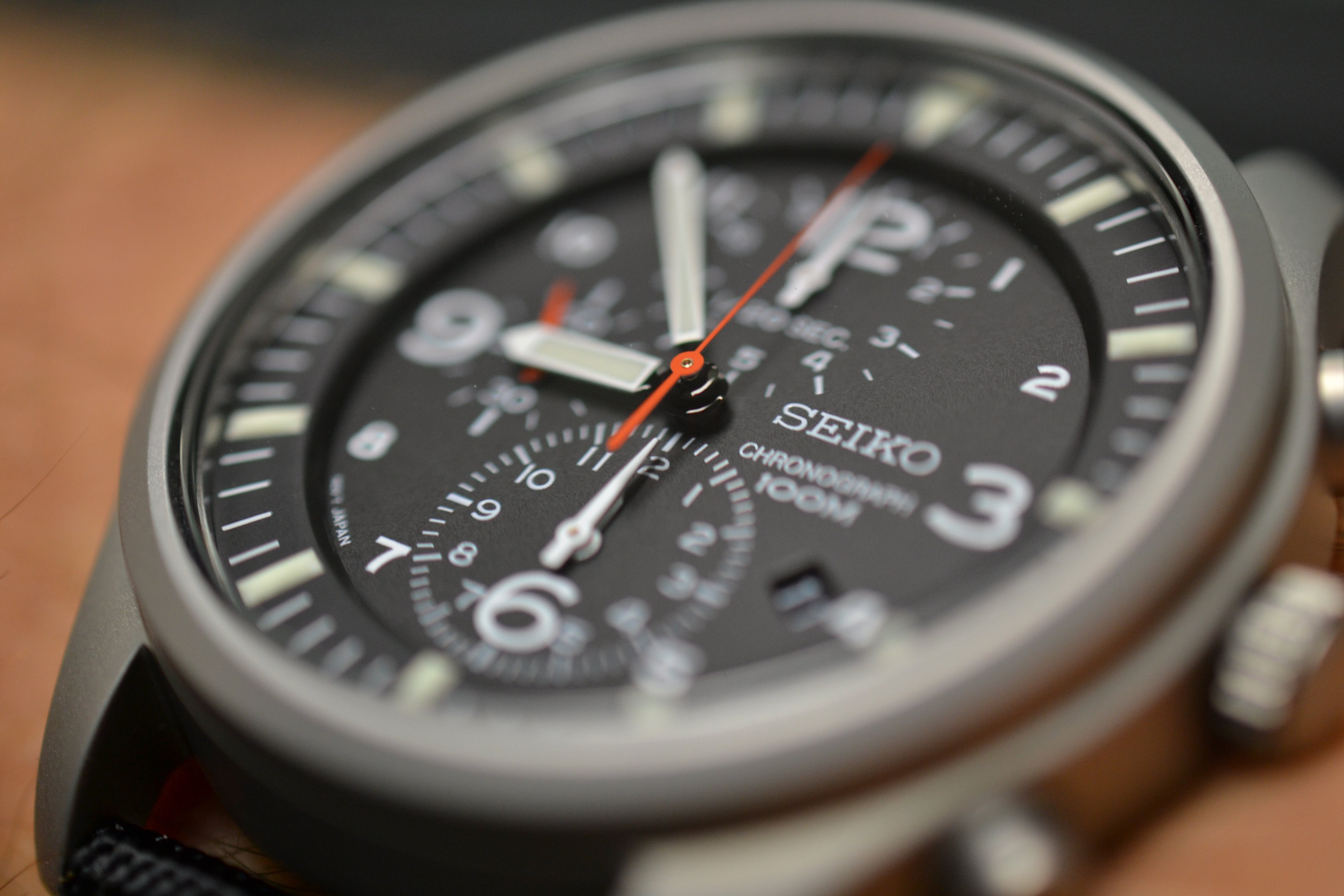 Seiko SNDA57 Black Dial Analog Watch Review