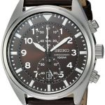 Seiko Men's SNN241 Stainless Steel Watch Review