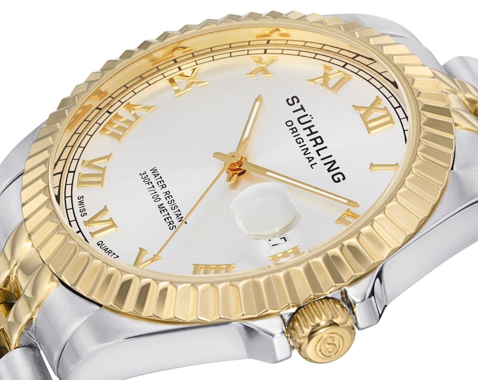 Stuhrling Original 599G.04 Analog Watch Review
