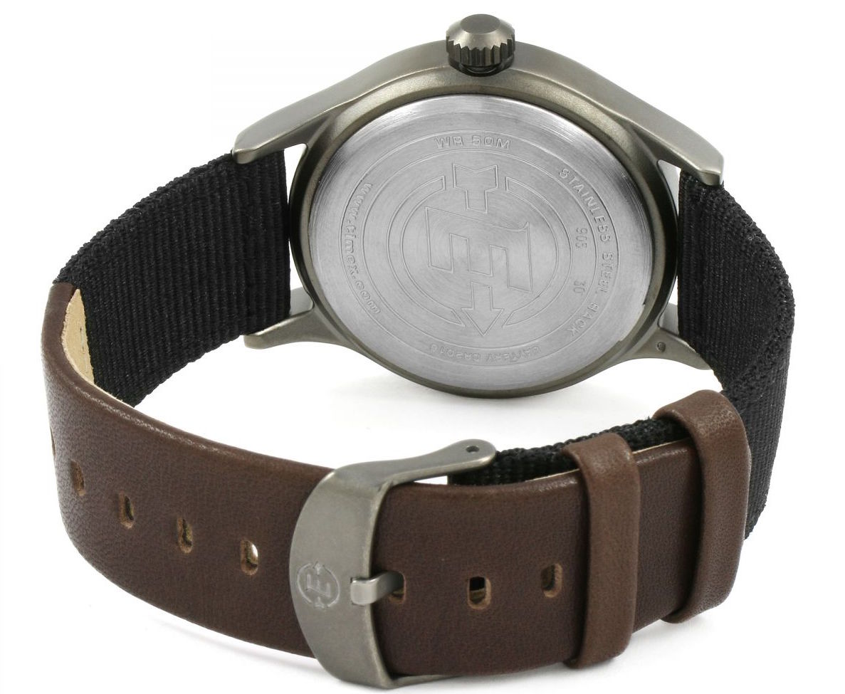 back of timex
