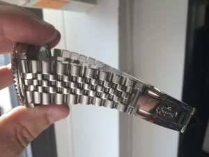 watch bracelet can rattle
