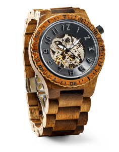 Jord wood timepiece