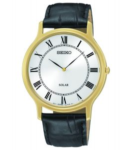 Seiko Men's SUP878 Analog Display Watch Review