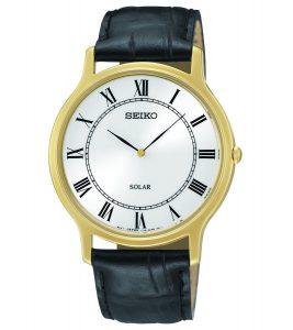 Seiko SUP878 Analog Display Watch Review