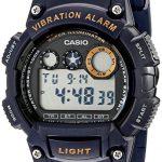Casio Men's W735H-2AVCF Super Illuminator Watch Review