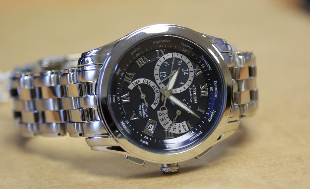 Citizen BL8000-54L Eco-Drive Watch Review