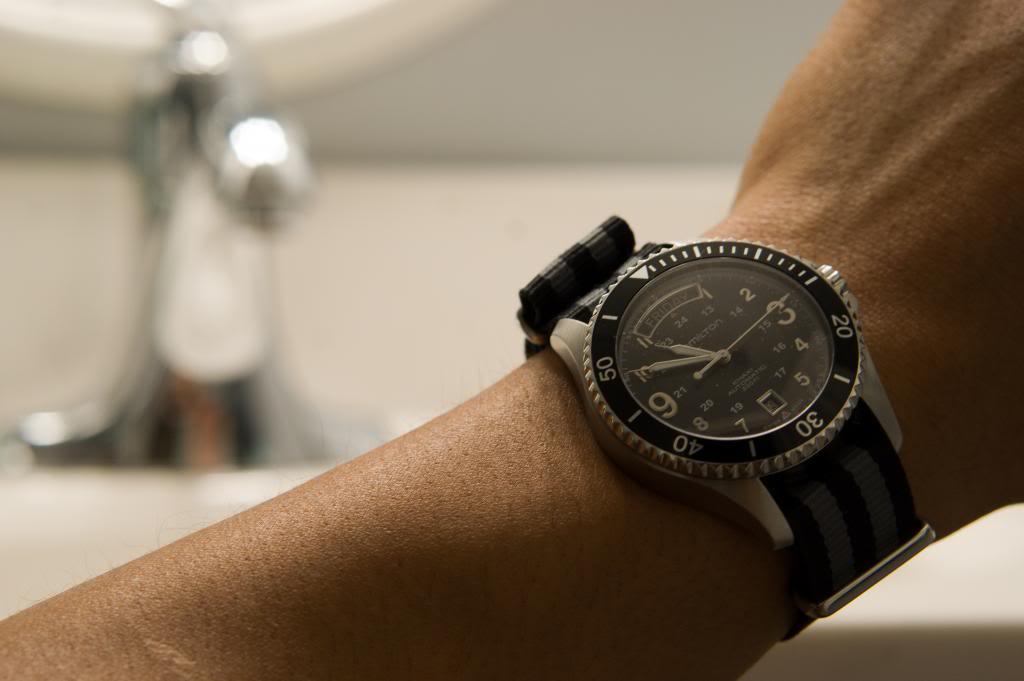 H64515133 on the wrist photo