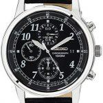 Seiko Men's SNDC33 Chronograph Watch Review
