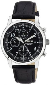 Seiko Men's SNDC33 Chronograph Watch Review
