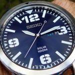 Seiko Men's SNE329 Sport Solar-Powered Watch Review