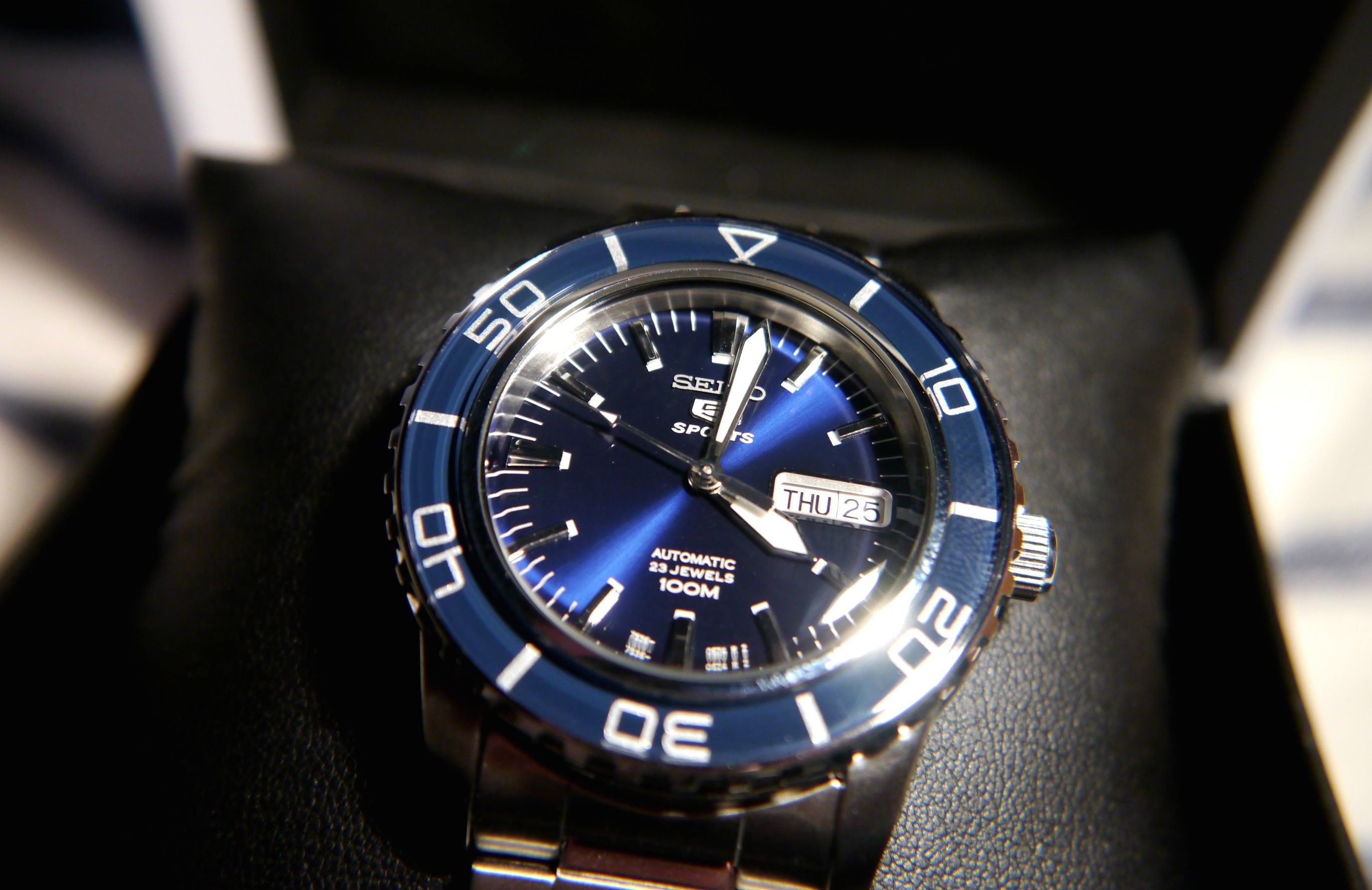 watch dive stainless fathom gear steel banner first collections ft titanium tactical watches