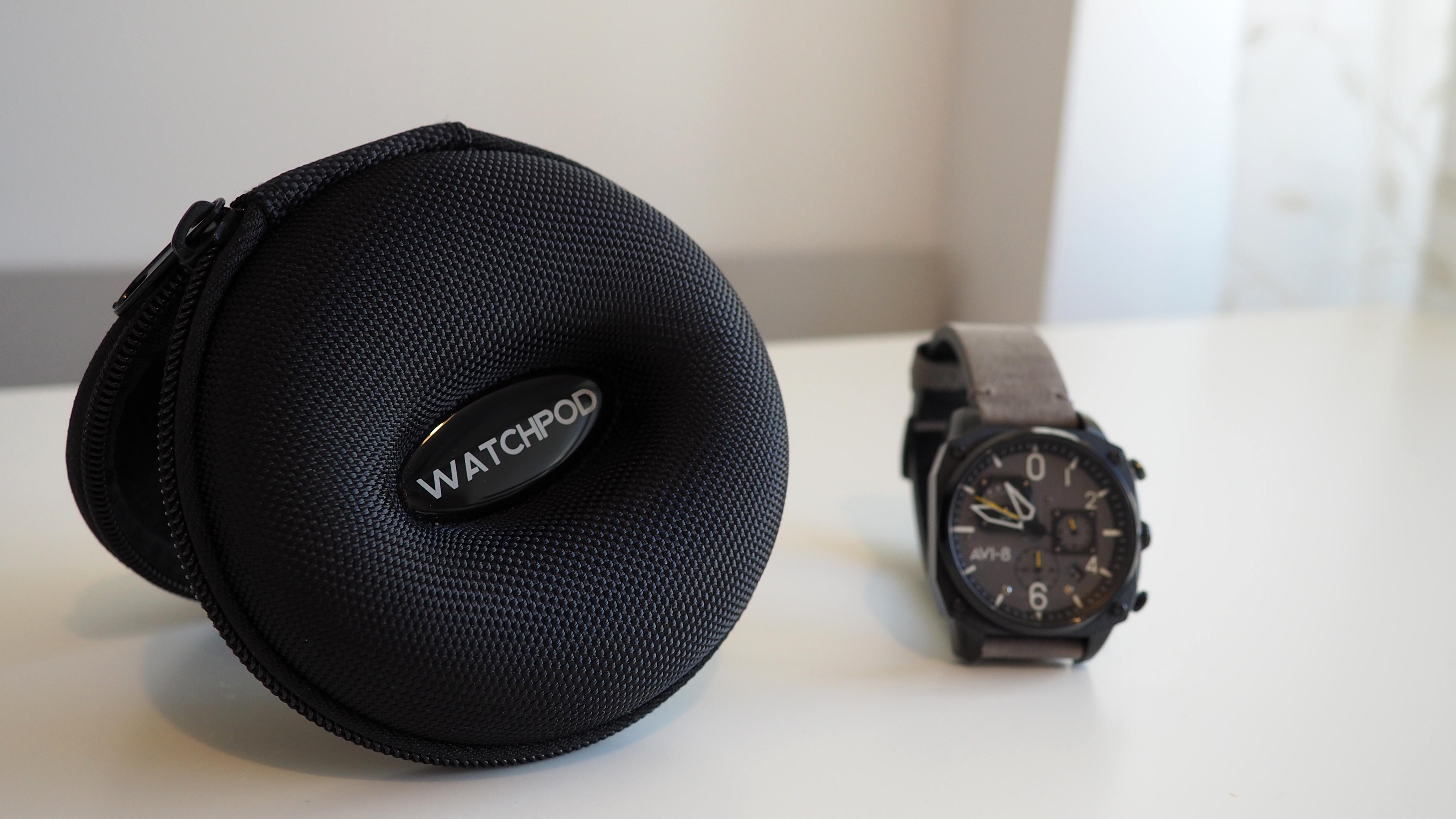 Best Single Watch Travel Cases