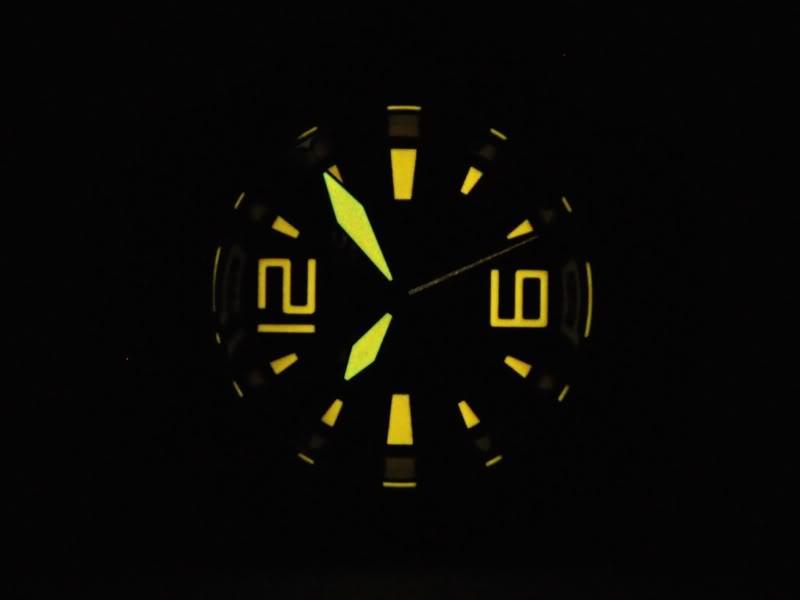 lume in the dark
