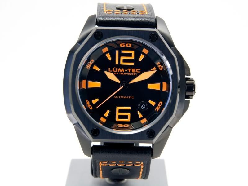 Lum-Tec V Series V2 Automatic Watch Review