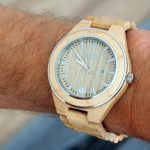 Konifer Sequoia Maple Wood Watch Review