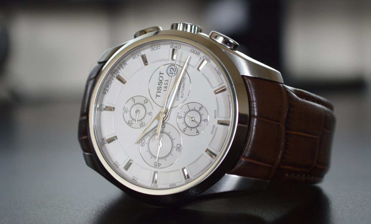 Tissot Couturier T0356171603100 Watch Review