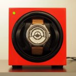Barrington Single Watch Winder Crimson Red Review