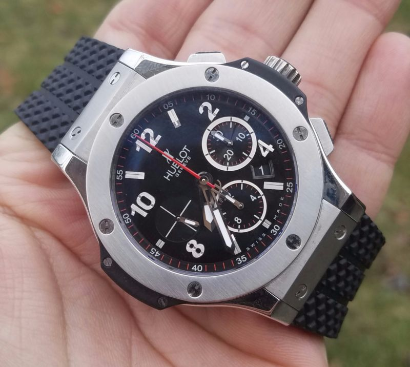 quality stainless steel case