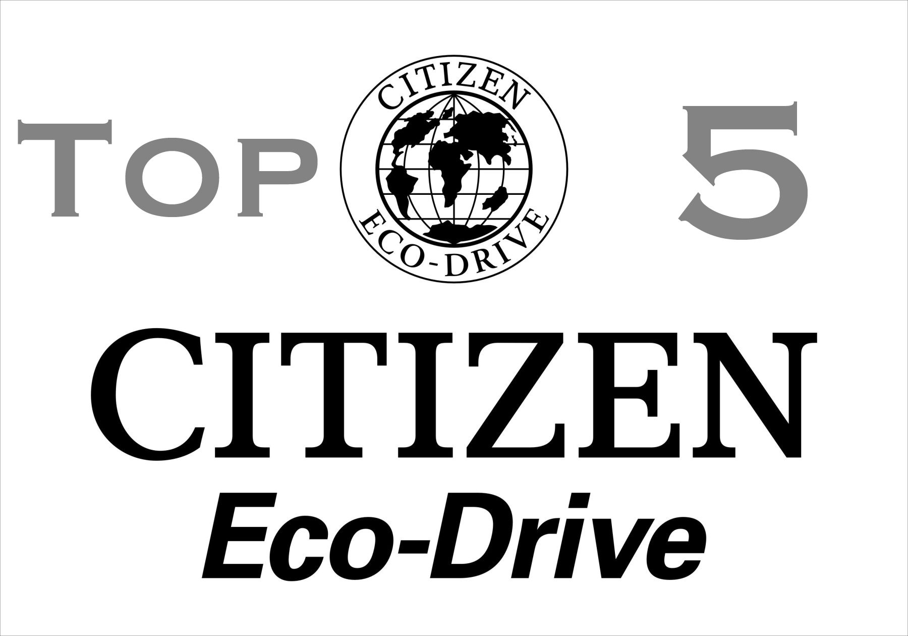 Best Citizen Eco Drive Watches