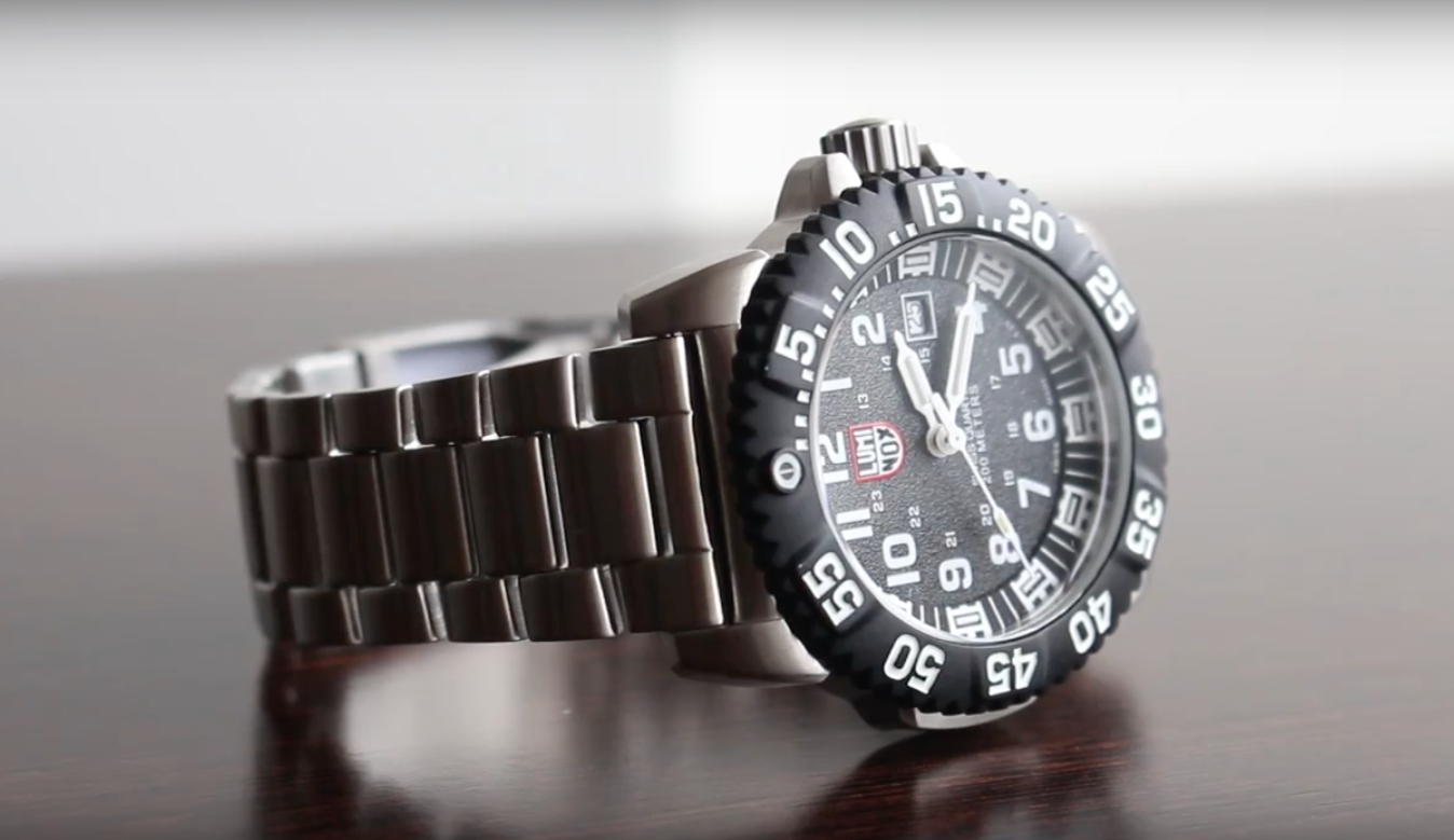 Luminox 3051 EVO Navy SEAL Watch Review
