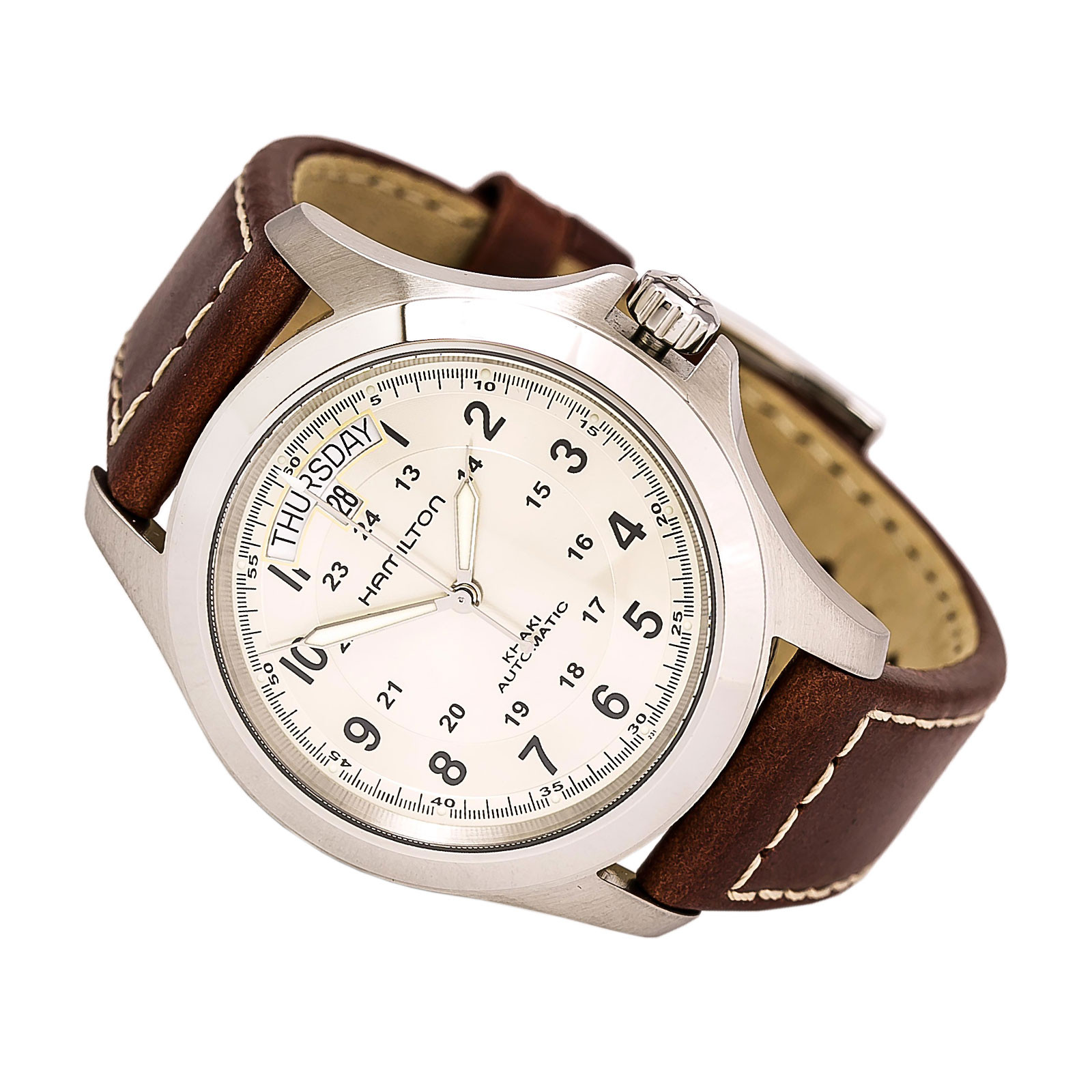 Hamilton H64455523 Khaki Field King Automatic Watch Review