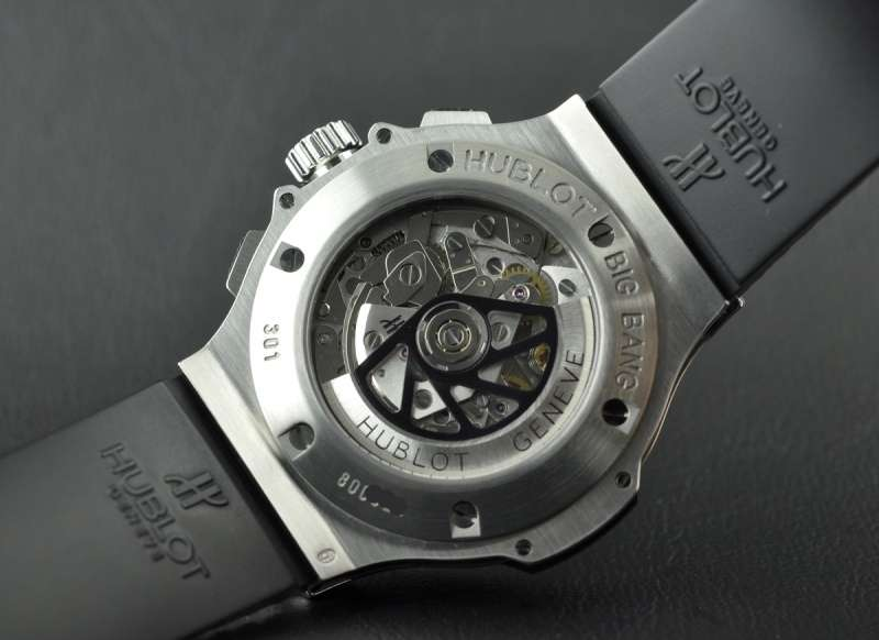 Hublot automatic mechanical movement