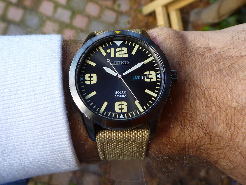 SNE331 On The Wrist