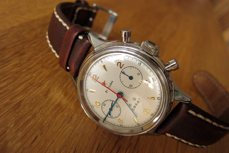 Seagull 1963 Mechanical Chronograph Watch Review