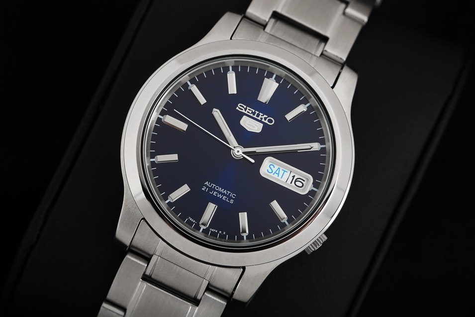 Seiko 5 SNK793 Watch Review