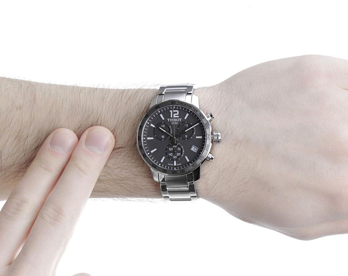 Tissot T0954171106700 Quickster Watch Review