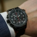 Victorinox Airboss Mach 9 Black Edition Watch Review