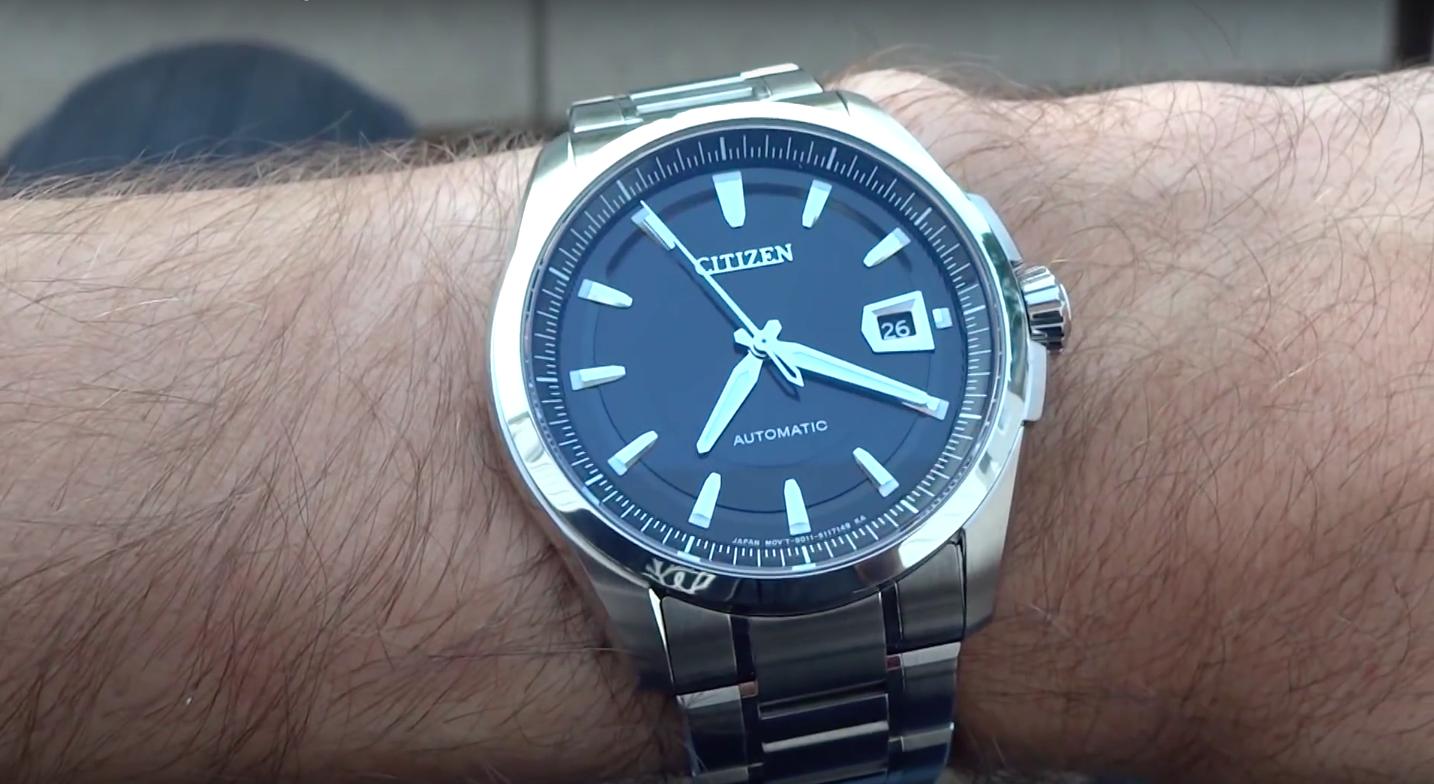 "Citizen NB0040-58A ""Grand Classic"" Watch Review"