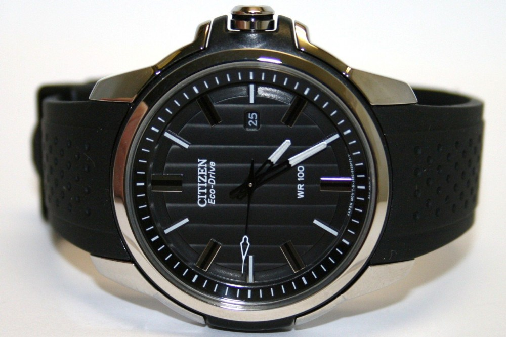 Citizen Eco-Drive AW1150-07E Watch Review