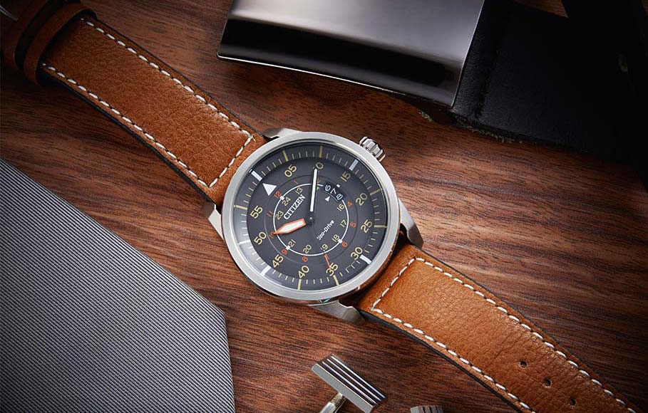 Citizen Eco-Drive AW1361-10H Avion Watch Review