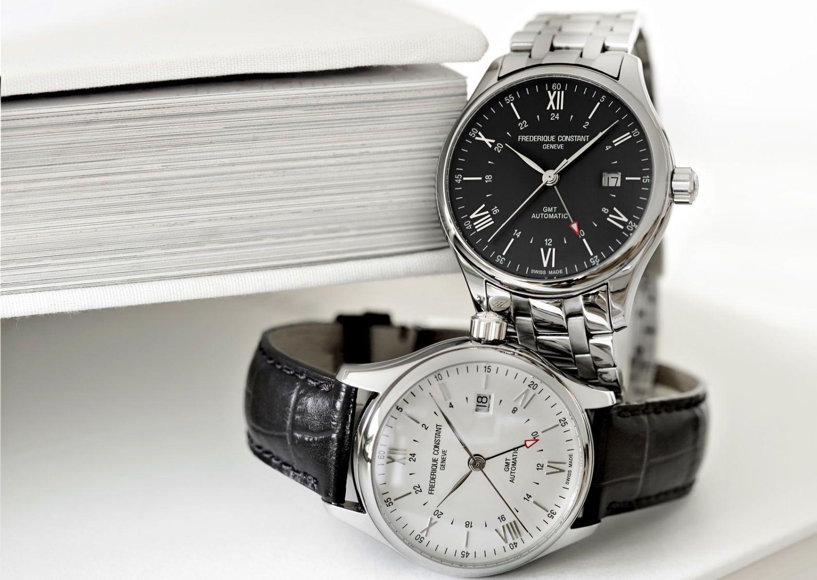 Frederique Constant FC-350B5B6B GMT 'Classics' Watch Review