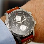 Hamilton Khaki X-Wind H77616533 Chronograph Watch Review