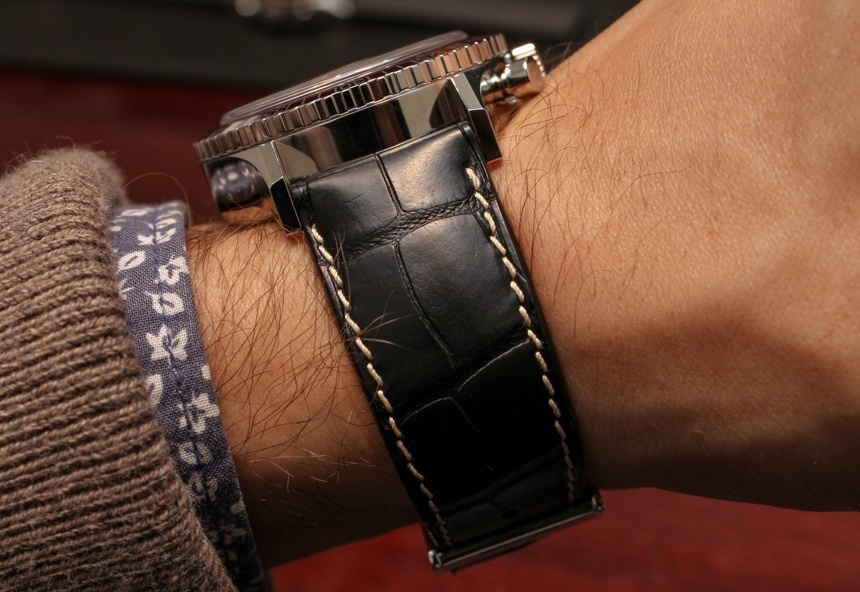 Strap and band options