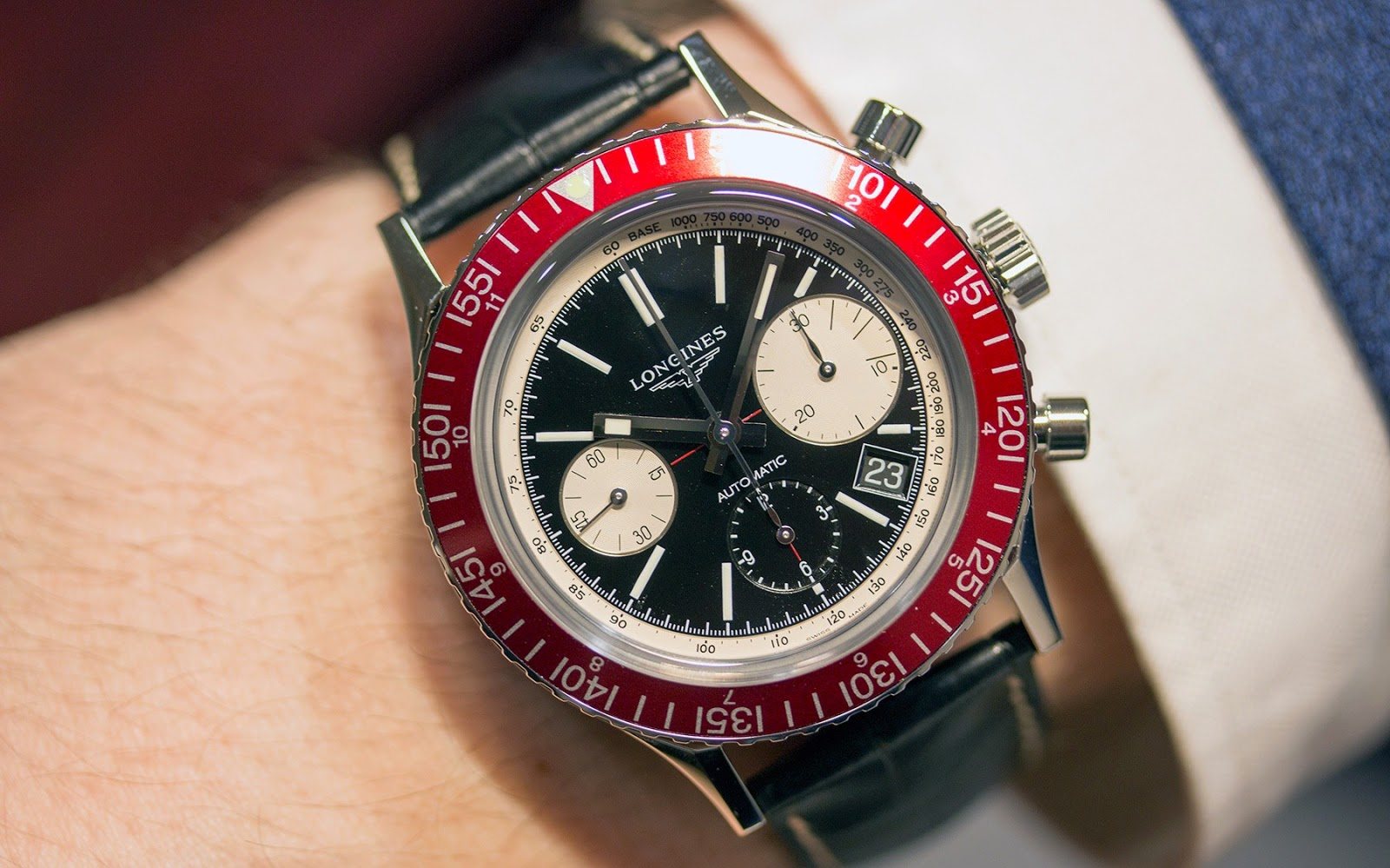 Longines Heritage Diver 1967 Watch Review
