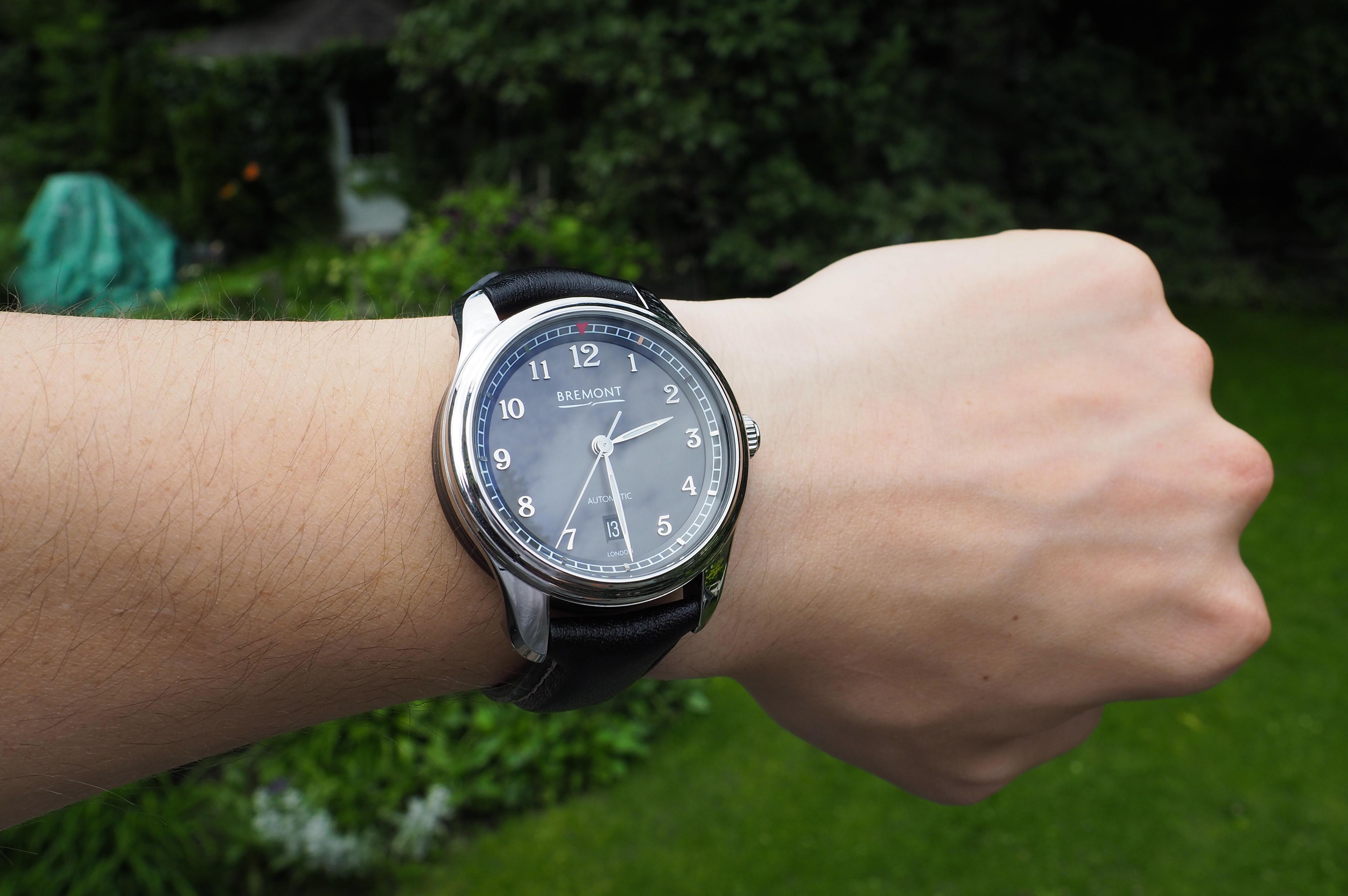 Mach 2 on the wrist