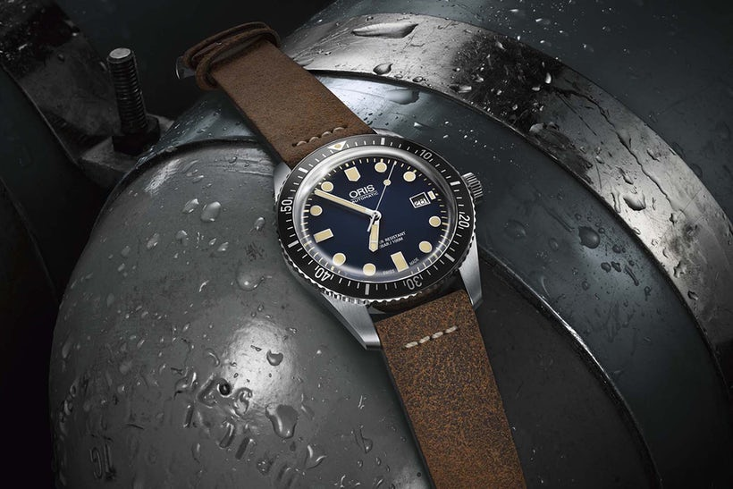 25f75be775c Oris Divers Sixty-Five Watch Review - WatchReviewBlog