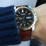 Seiko SNE102 Solar Watch Review