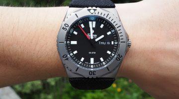 Tutima M2 Seven Seas 6151-01 Watch Review