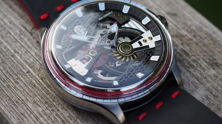 CJR Commander Series Watch Review