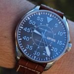 Hamilton H64715885 Khaki Pilot Watch Review