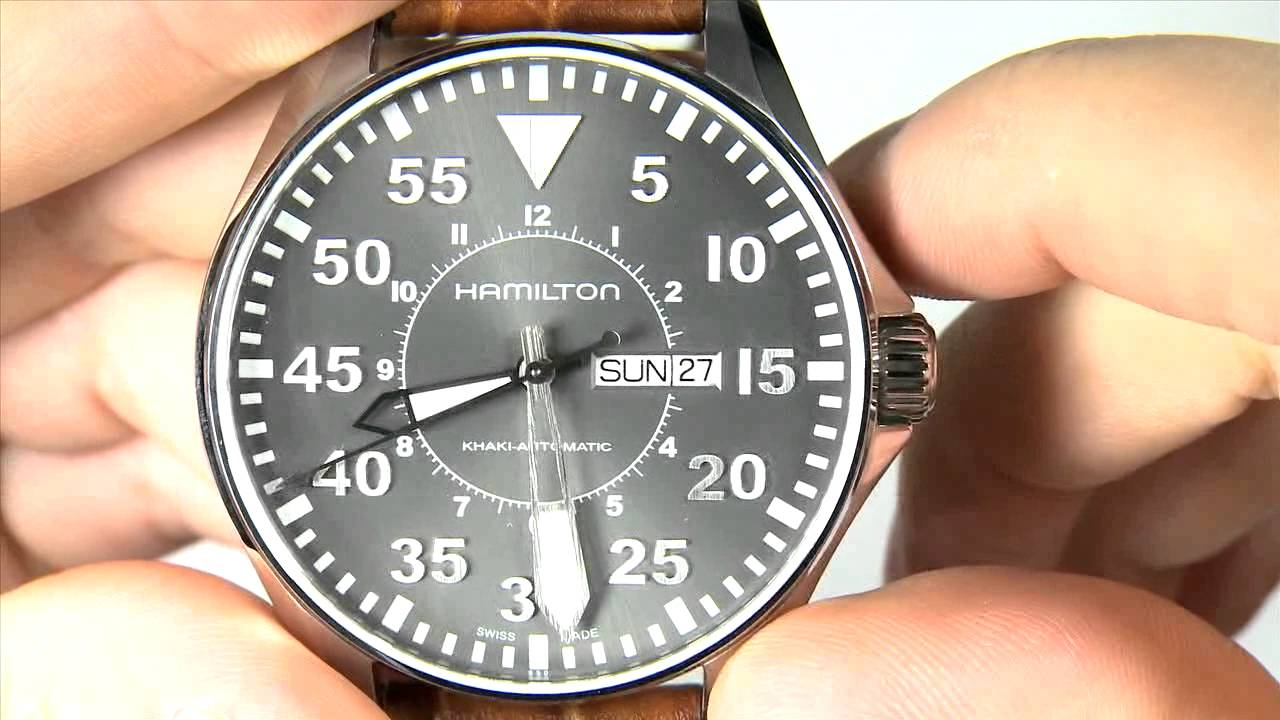 clear crisp aviation dial