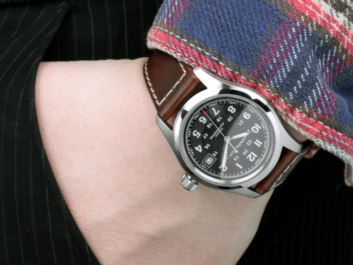 HML-H70455533 On Wrist